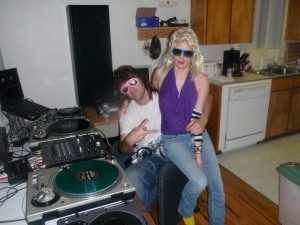 I love my redneck DJ family and I love Mullet Parties!