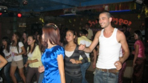 Disco in Laos