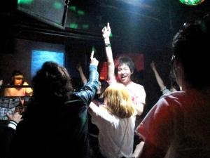 A Tokyo dance floor