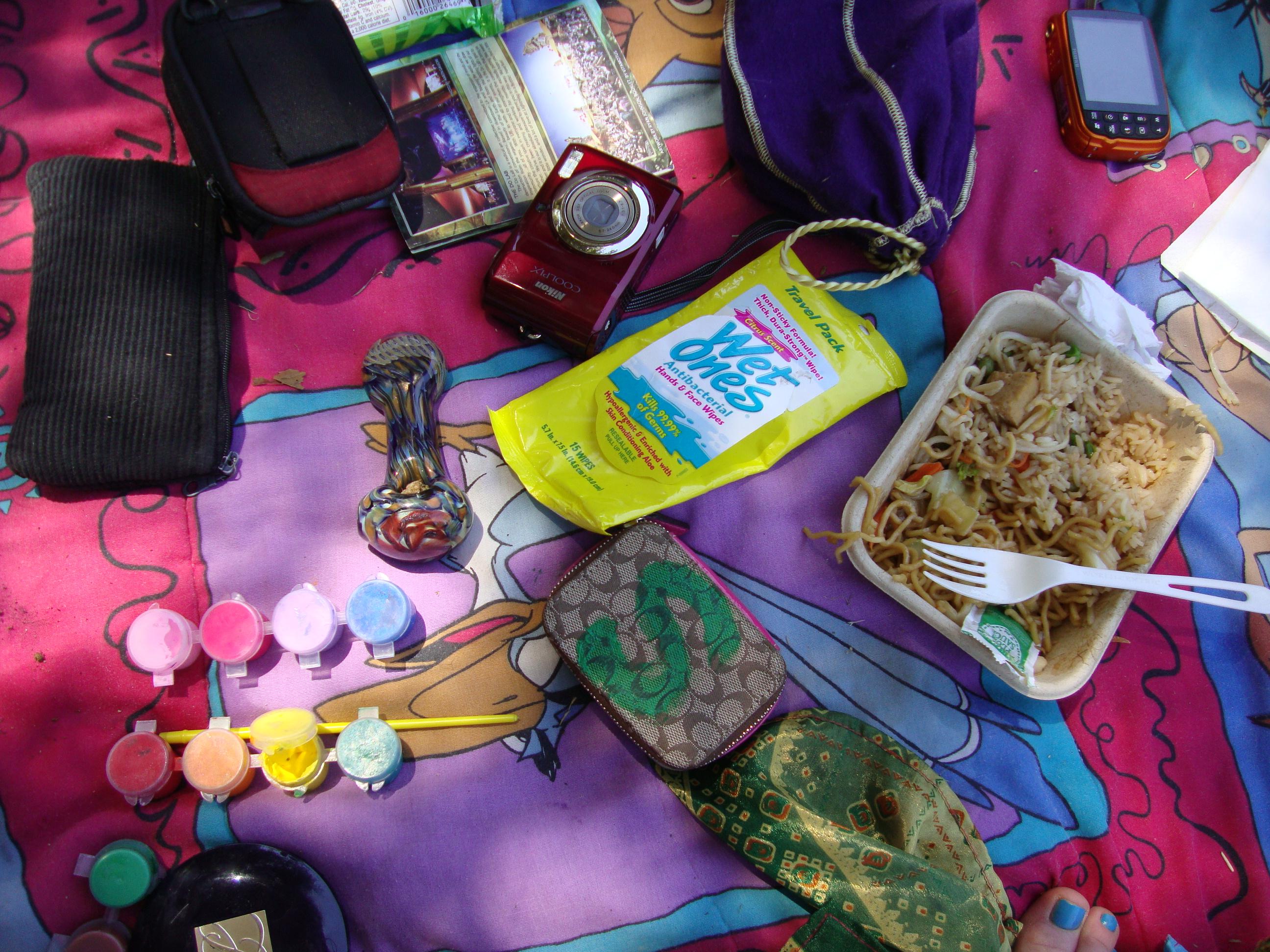 Backyard Camping Checklist : Your Outdoor Festival Camping Checklist  DANCEFEVER5000